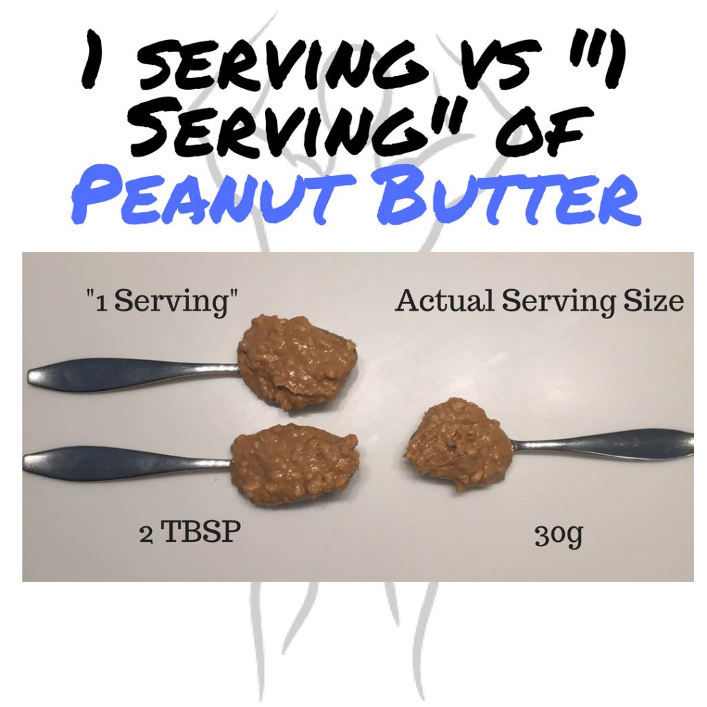 easy-ways-to-lose-weight-Peanut-Butter