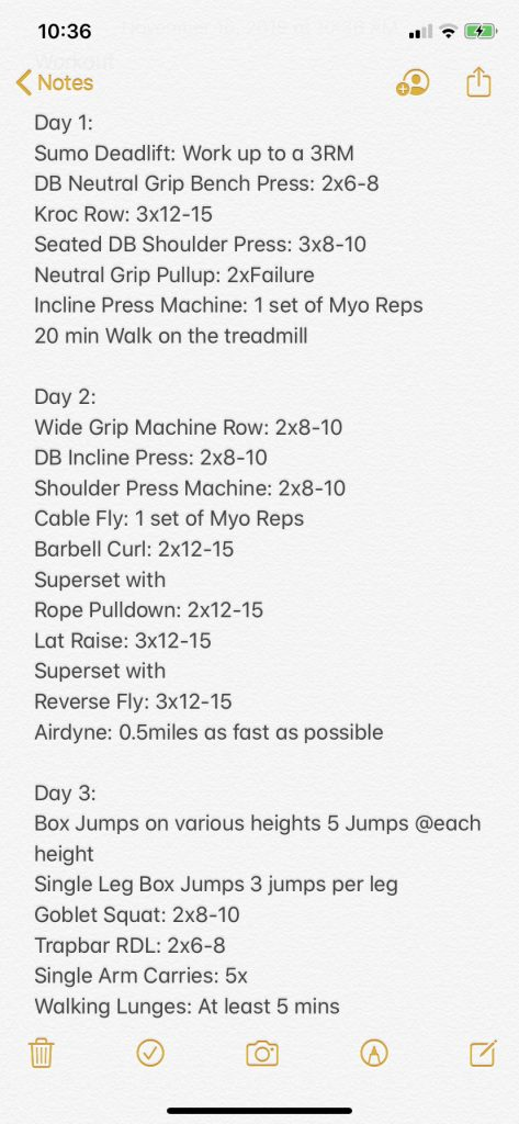drinking-everyday-workout