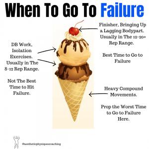 build-muscle-ice-cream-cone