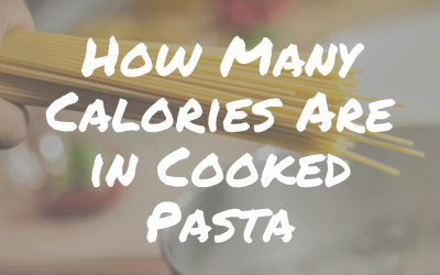 How Many Calories Are In Cooked Pasta