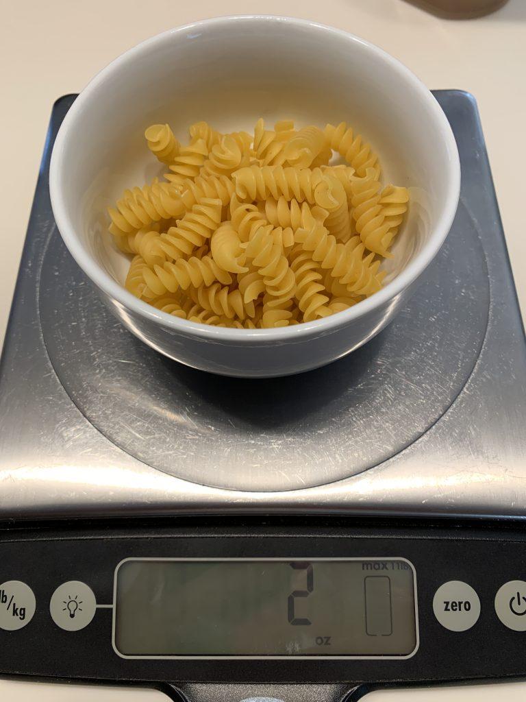 calories-in-pasta-rotini-dry