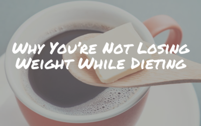 Why You're Not Losing Weight While Dieting