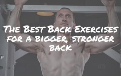 The Best Back Exercises for a Bigger, Stronger Back